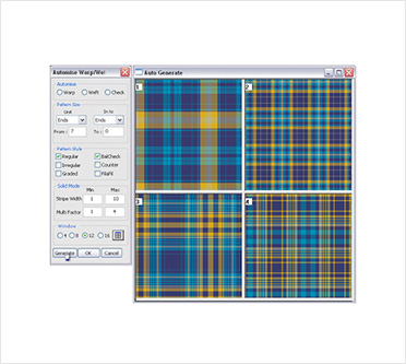 Design Dobby Dobby Weaving Cad 2d 3d Software For Textile Designing