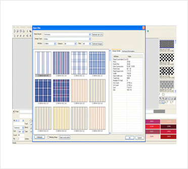 Design Dobby, Dobby Weaving CAD 2D / 3d Software for Textile