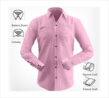 Online Tailor Store, Made To Measure Suits & Shirts in India